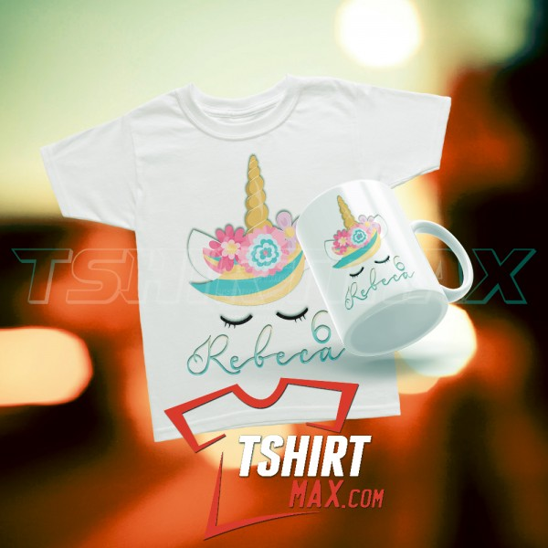 Unicornio V3 Birthday T-Shirt
